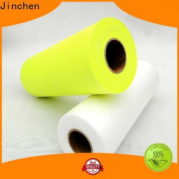 Jinchen top pp non woven fabric sofa protector for bed