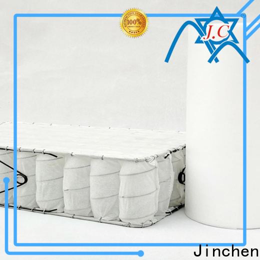 Jinchen superior quality non woven fabric products for busniess for sofa