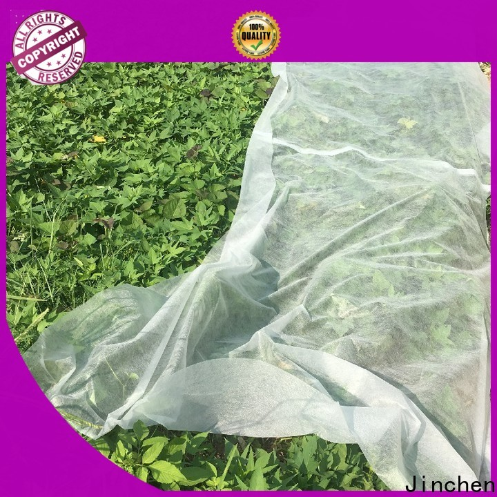 Jinchen ultra width agricultural cloth ground treated for tree