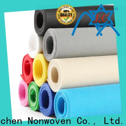 Jinchen pp spunbond non woven fabric supplier for furniture