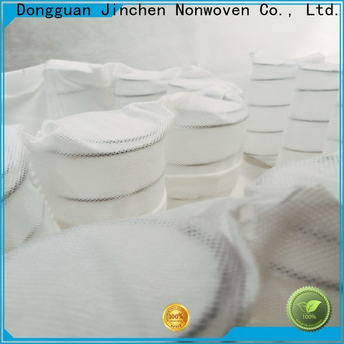 Jinchen non woven fabric products for busniess for bed