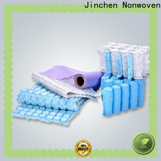 Jinchen superior quality pp non woven fabric sofa protector for sofa