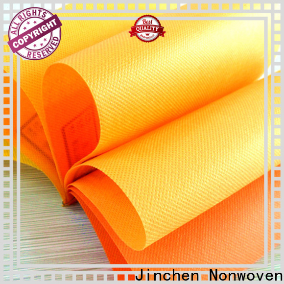 Jinchen polypropylene spunbond nonwoven fabric for busniess for sale