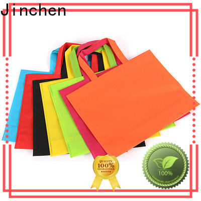 Jinchen non plastic bags company for shopping mall