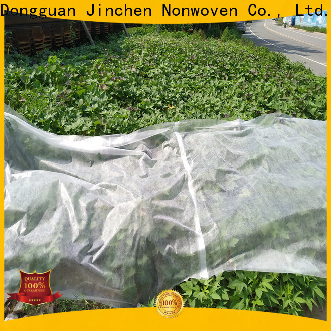 Jinchen high quality agricultural cloth ground treated for tree
