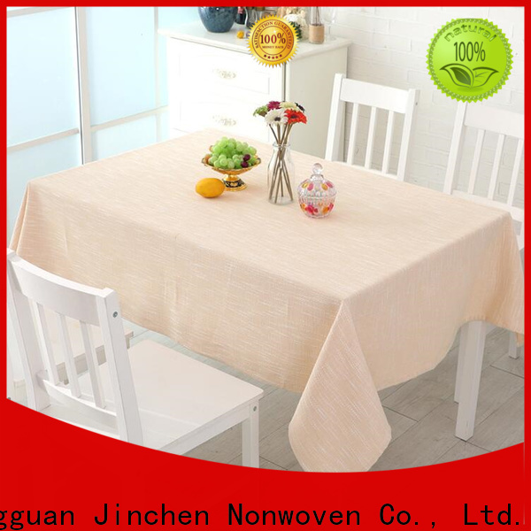 wholesale fabric tablecloths factory for dinning room