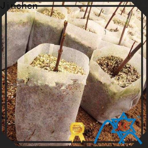Jinchen latest agricultural fabric ground treated for greenhouse