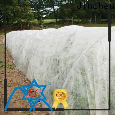 Jinchen best agriculture non woven fabric fruit cover for garden