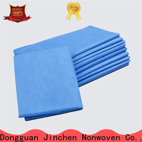 Jinchen latest tnt tablecloth with customized service for sale