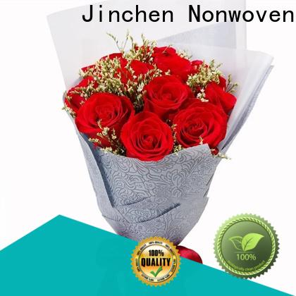 Jinchen reusable pp spunbond non woven fabric bags for sale