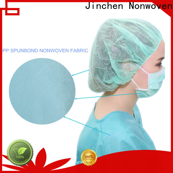 Jinchen latest medical nonwovens supply for medical products