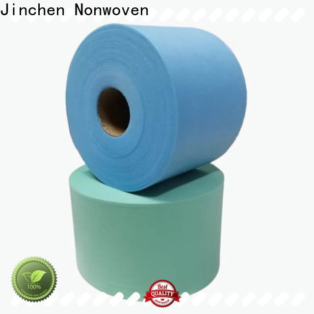 Jinchen medical non woven fabric supply for sale