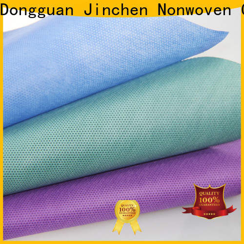 Jinchen non woven fabric for medical use supply for medical products