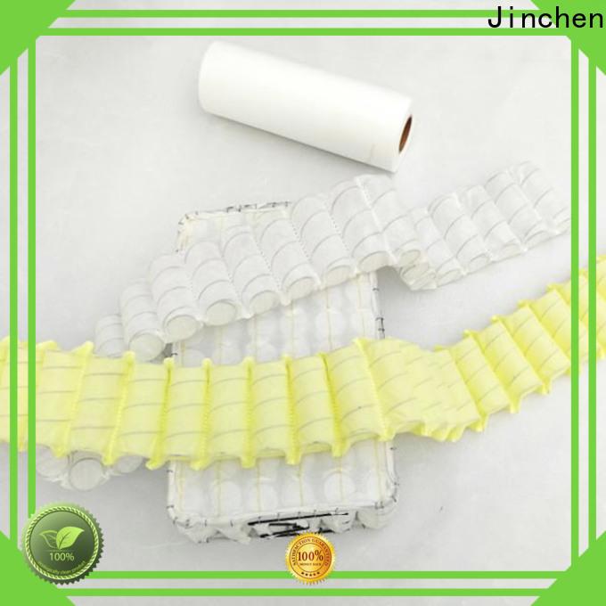 Jinchen non woven manufacturer sofa protector for spring