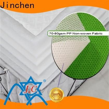 Jinchen non woven manufacturer manufacturer for mattress