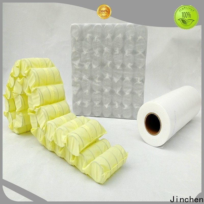 Jinchen wholesale pp non woven fabric company for mattress