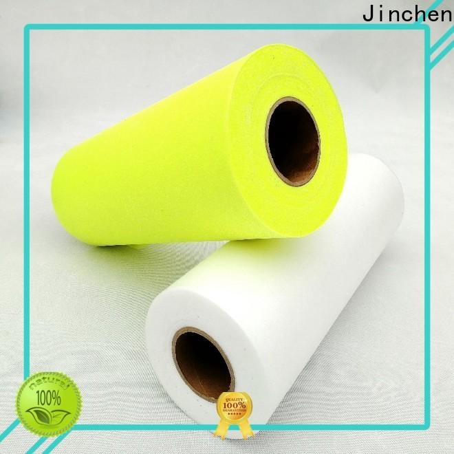 Jinchen custom non woven fabric products sofa protector for sofa