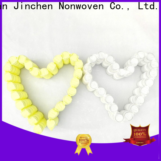 Jinchen latest pp non woven fabric tube for spring