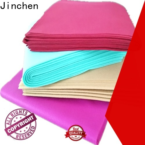Jinchen tnt fabric with customized service for restaurant