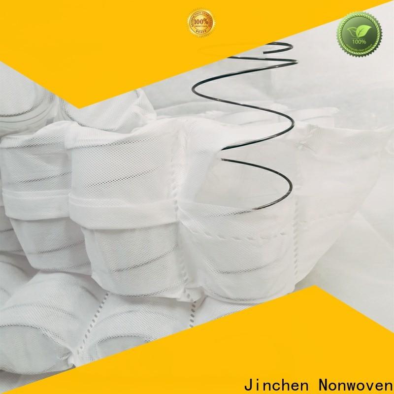 Jinchen wholesale pp non woven fabric company for mattress
