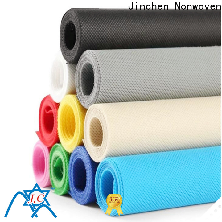 Jinchen high quality pp spunbond non woven fabric supplier for agriculture
