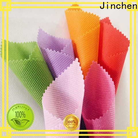 Jinchen latest PP Spunbond Nonwoven factory for furniture