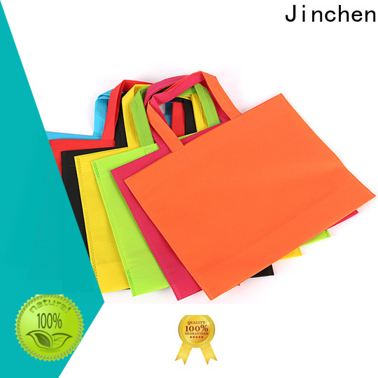 Jinchen non plastic bags handbags for sale