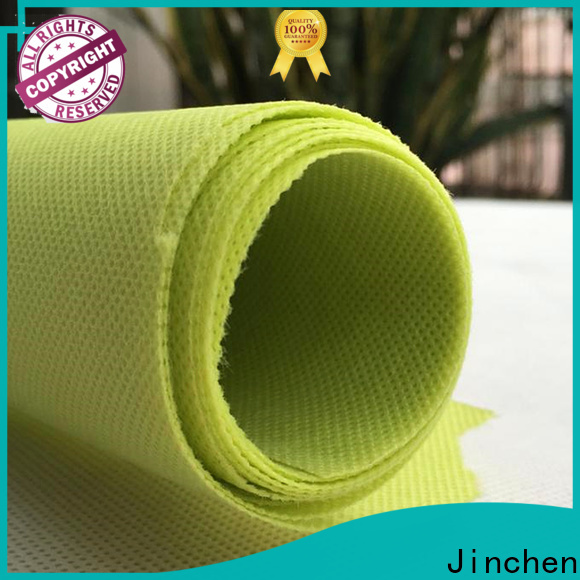 Jinchen top pp spunbond non woven fabric bags for sale