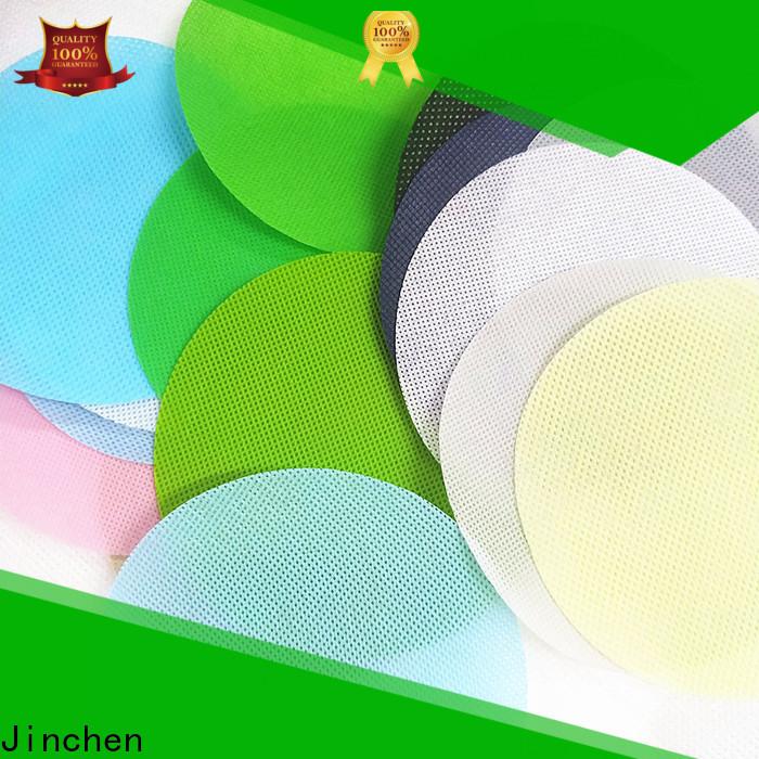 Jinchen pp spunbond non woven fabric company for sale