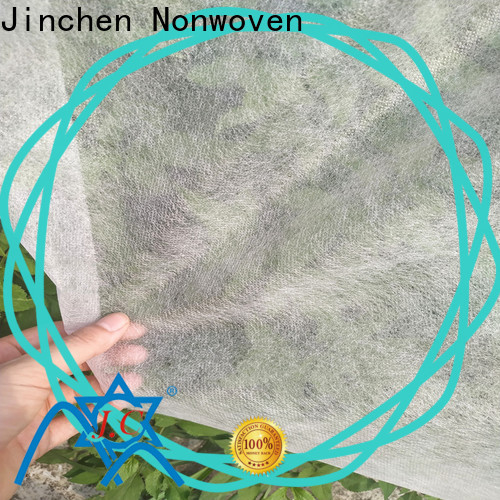 Jinchen best spunbond nonwoven forest protection for garden