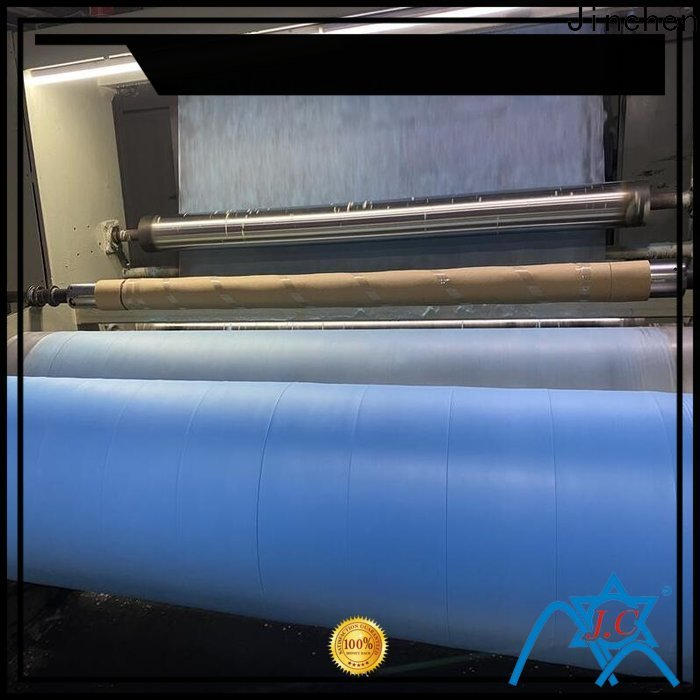 Jinchen white non woven fabric for medical use company for hospital