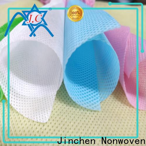 Jinchen hot sale non woven medical textiles supply for hospital