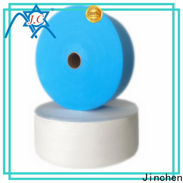 Jinchen latest medical non woven fabric factory for personal care