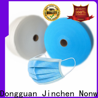 Jinchen fast delivery non woven fabric for medical use manufacturers for hospital