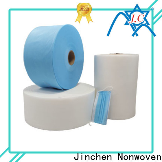 Jinchen new medical non woven fabric manufacturers for sale