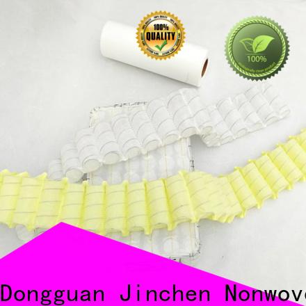 Jinchen custom non woven manufacturer sofa protector for sofa