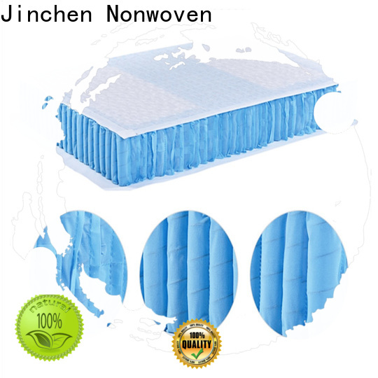 Jinchen good selling pp non woven fabric company for pillow