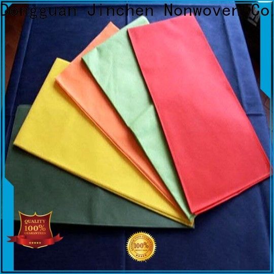 Jinchen waterproof pp non woven supplier for sale