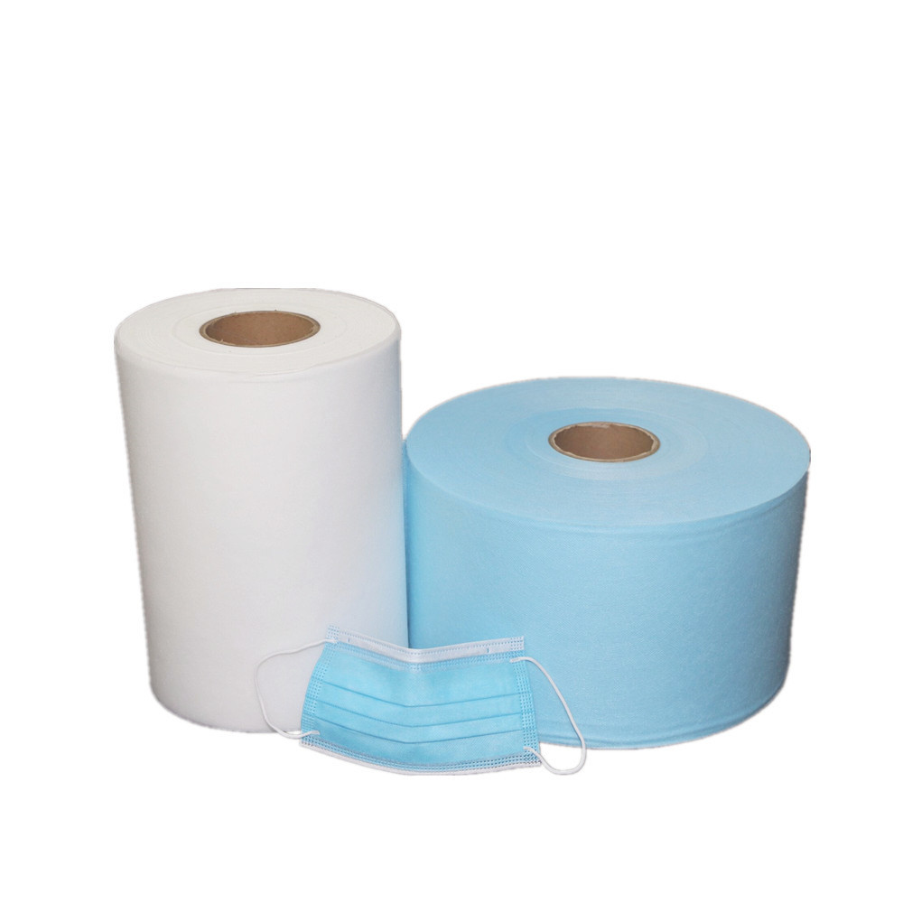 Medical PP Spunbond Nonwoven Fabric S/SS/SMS/SSS Nonwoven
