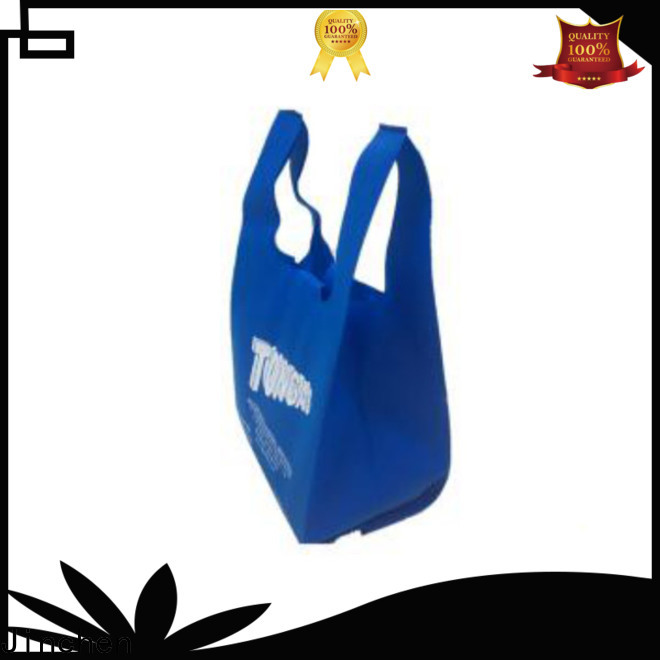 degradable non woven carry bags package for sale