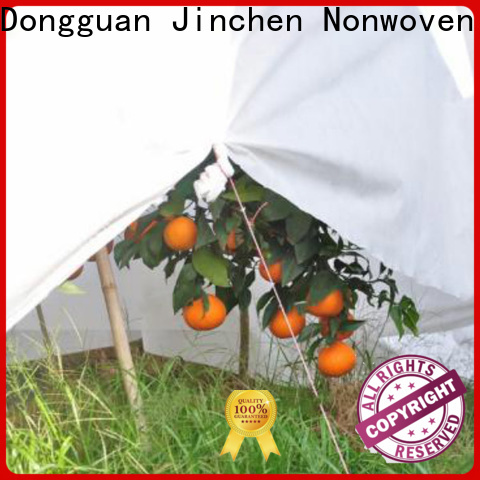 Jinchen new agricultural fabric suppliers ground treated for greenhouse