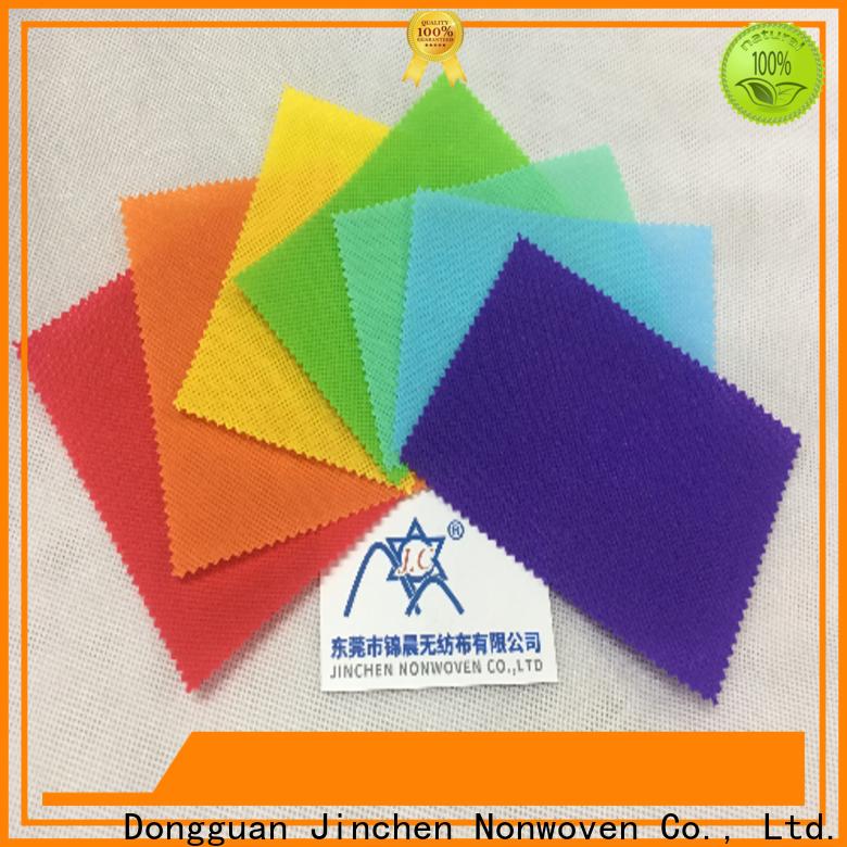 Jinchen best PP Spunbond Nonwoven factory for sale