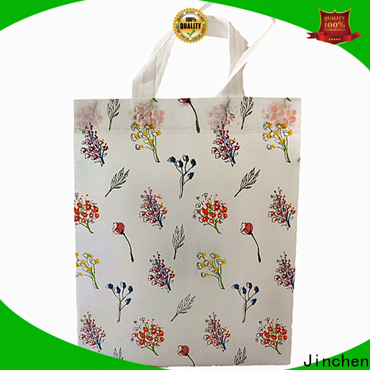 Jinchen non woven bags wholesale supplier for sale