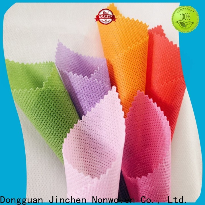 Jinchen high quality polypropylene spunbond nonwoven fabric covers for agriculture