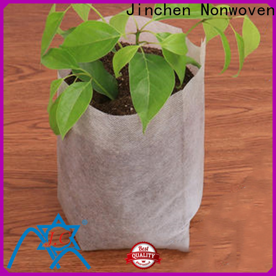 Jinchen top non woven fabric bags for busniess for supermarket