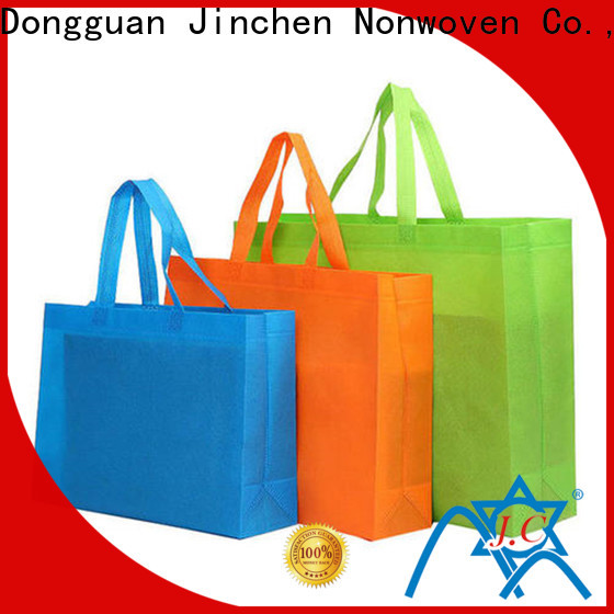 Jinchen non plastic carry bags handbags for shopping mall