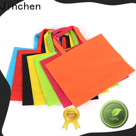 Jinchen non plastic bags handbags for shopping mall