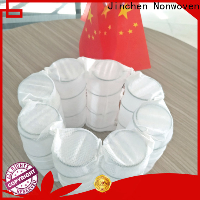 high quality non woven manufacturer tube for bed