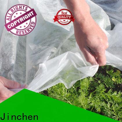 Jinchen top spunbond nonwoven fruit cover for garden