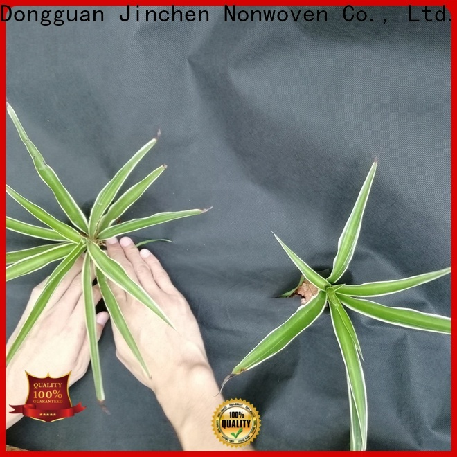 Jinchen new spunbond nonwoven ground treated for greenhouse